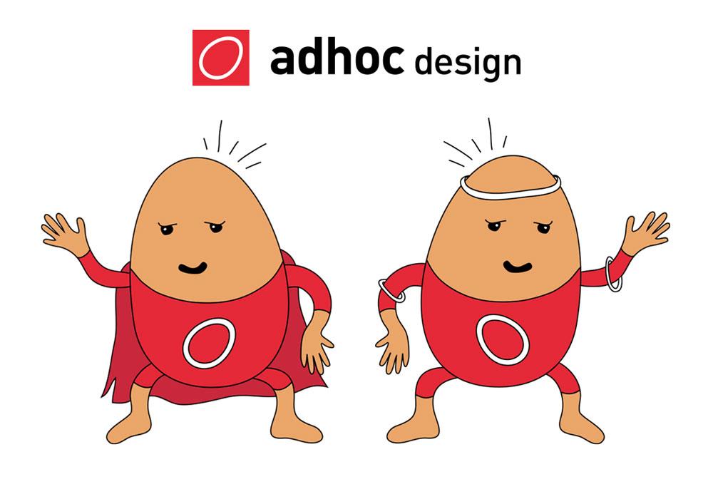 Adhoc design