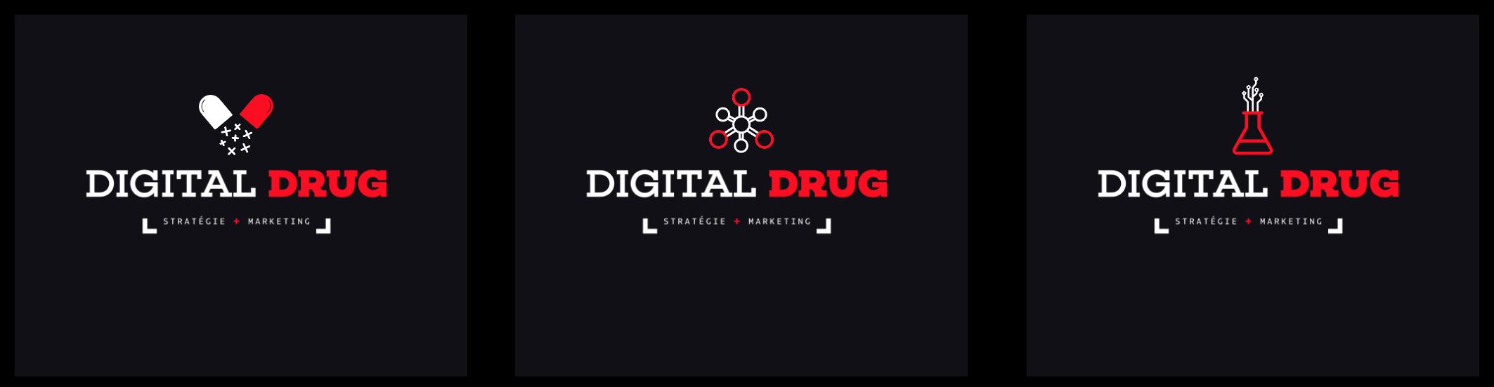 Digital Drug Recherches Logo