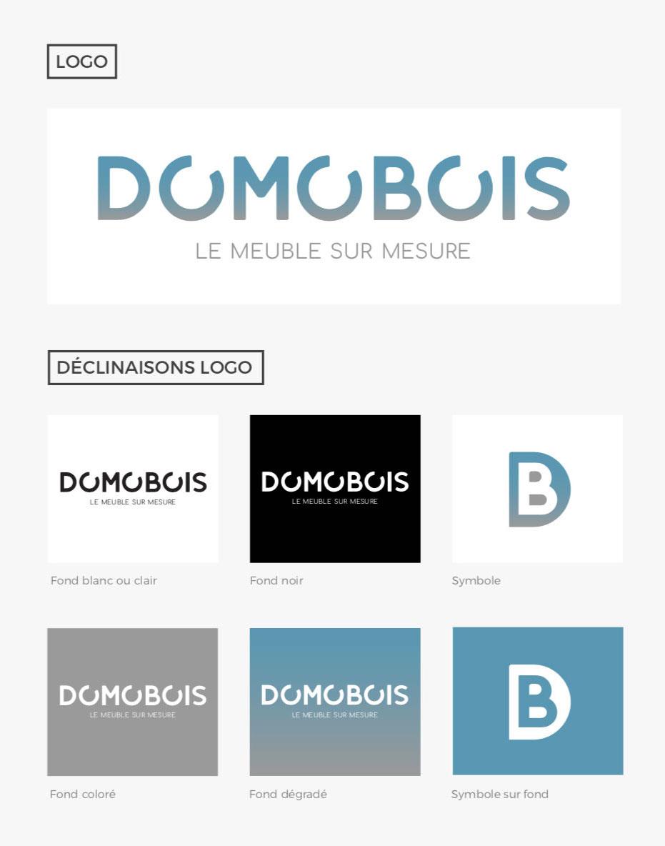 Domobois Logo