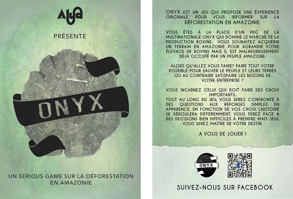 Flyer Alya
