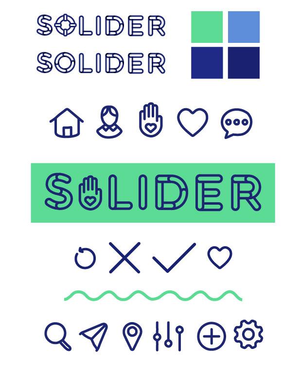 Solider Recherches Logo
